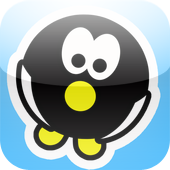 Penguin Roll Game for iPhone and Android